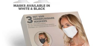 Maskers geschenkdoos Promotion Products Amersfoort