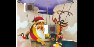 A4 Adventskalender kerstpakketten Amersfoort