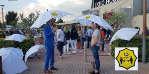 1,5 Meter Paraplu | Relatiegeschenken Amersfoort