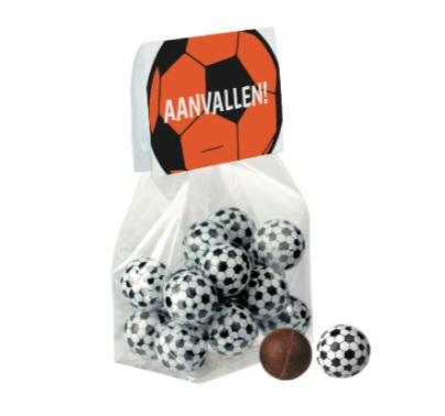 Chocolade voetbal EK 2021 Nederland