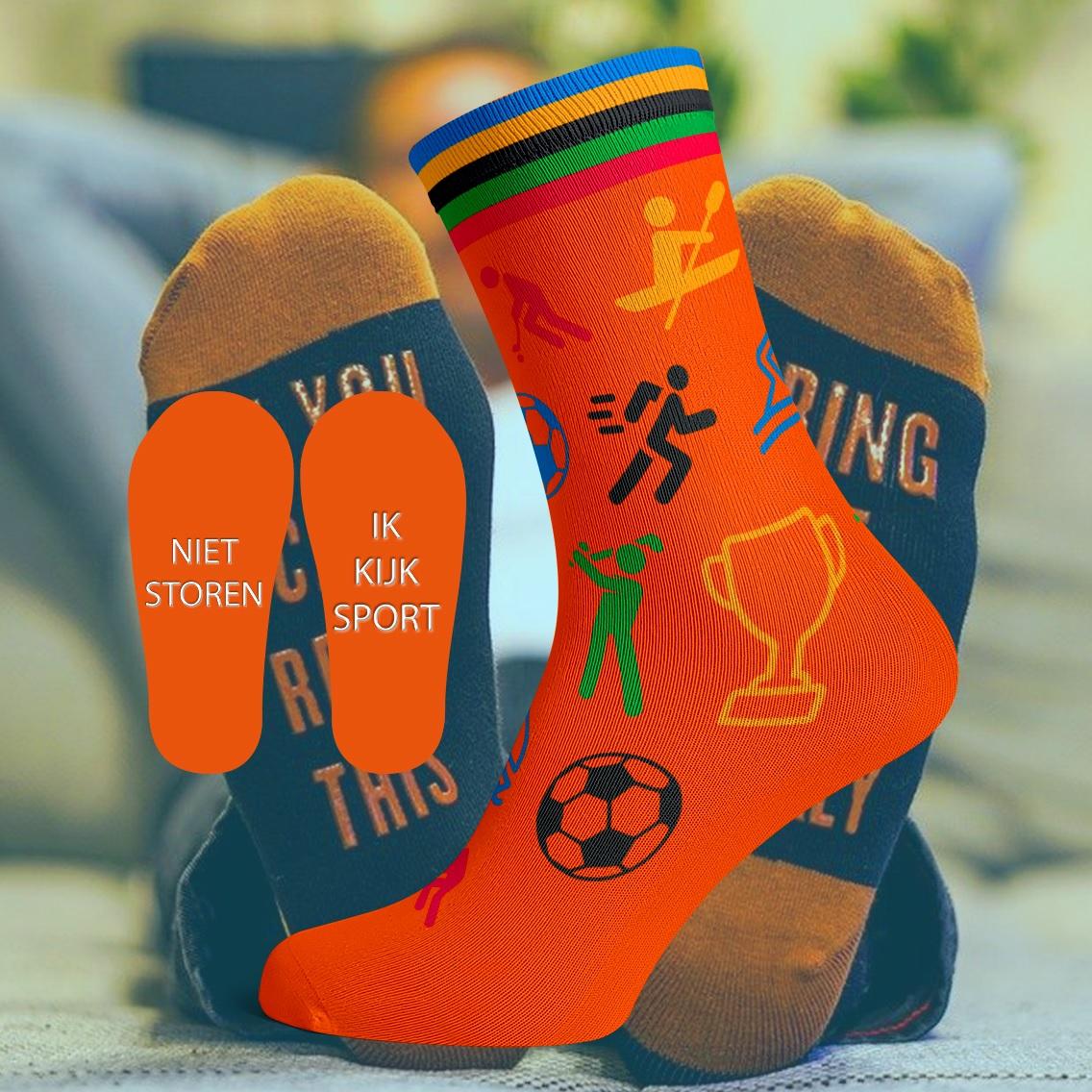 EK 2021 sokken - relatiegeschek