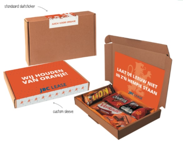 Brievenbusdoosje Promotion Products Amersfoort