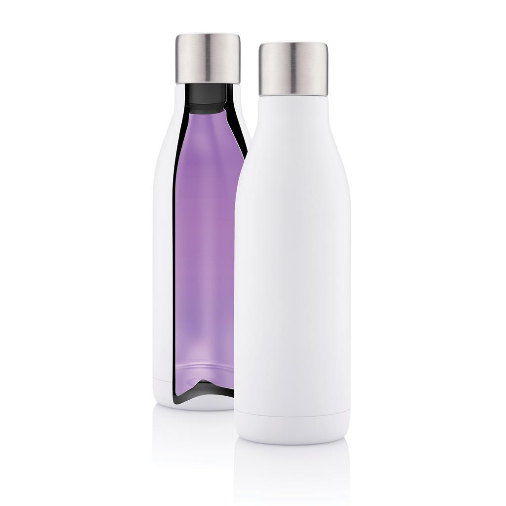 UV-C sterilisatie vacuüm roestvrijstalen fles