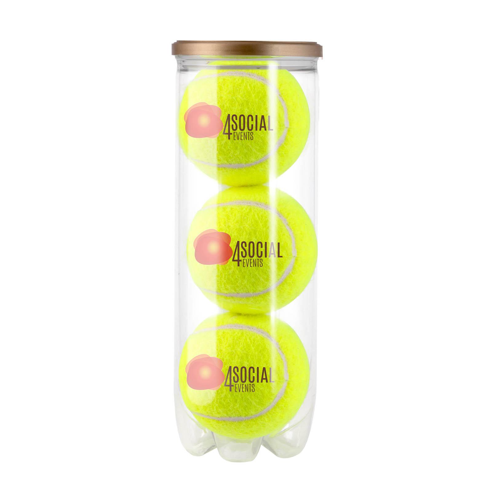 Tennisballen - relatiegeschenk Amersfoort